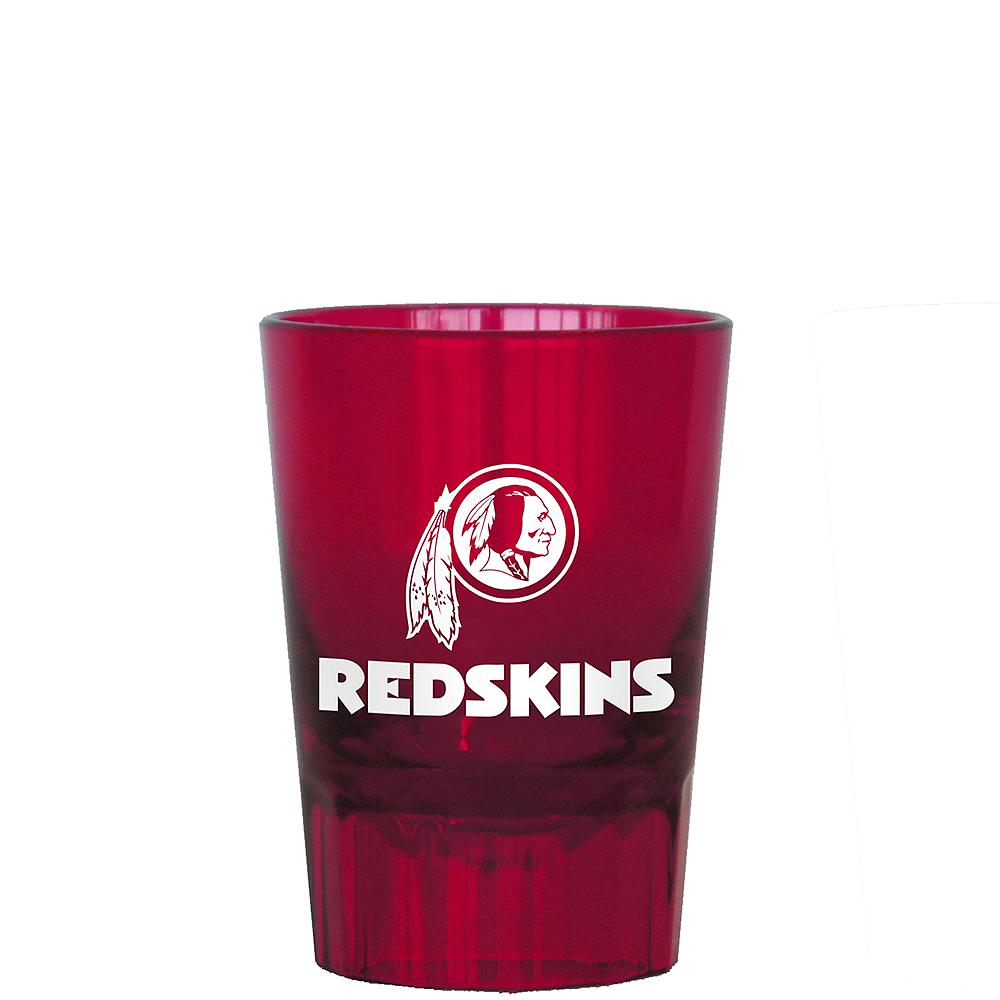 Washington Redskins Shot Glass Image #1