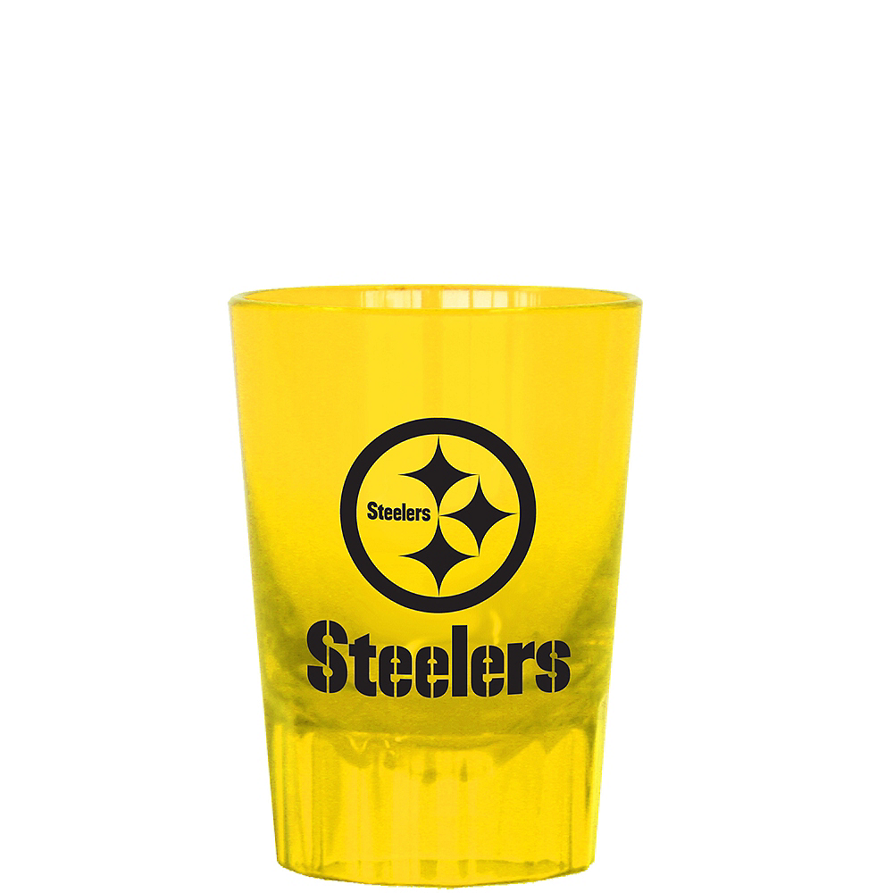 Nav Item for Pittsburgh Steelers Shot Glass Image #1