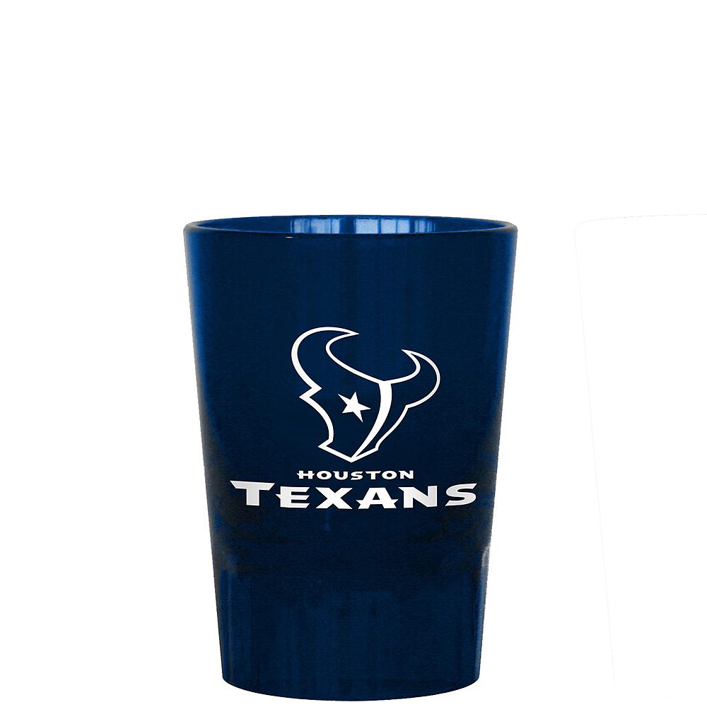 Houston Texans Shot Glass Image #1
