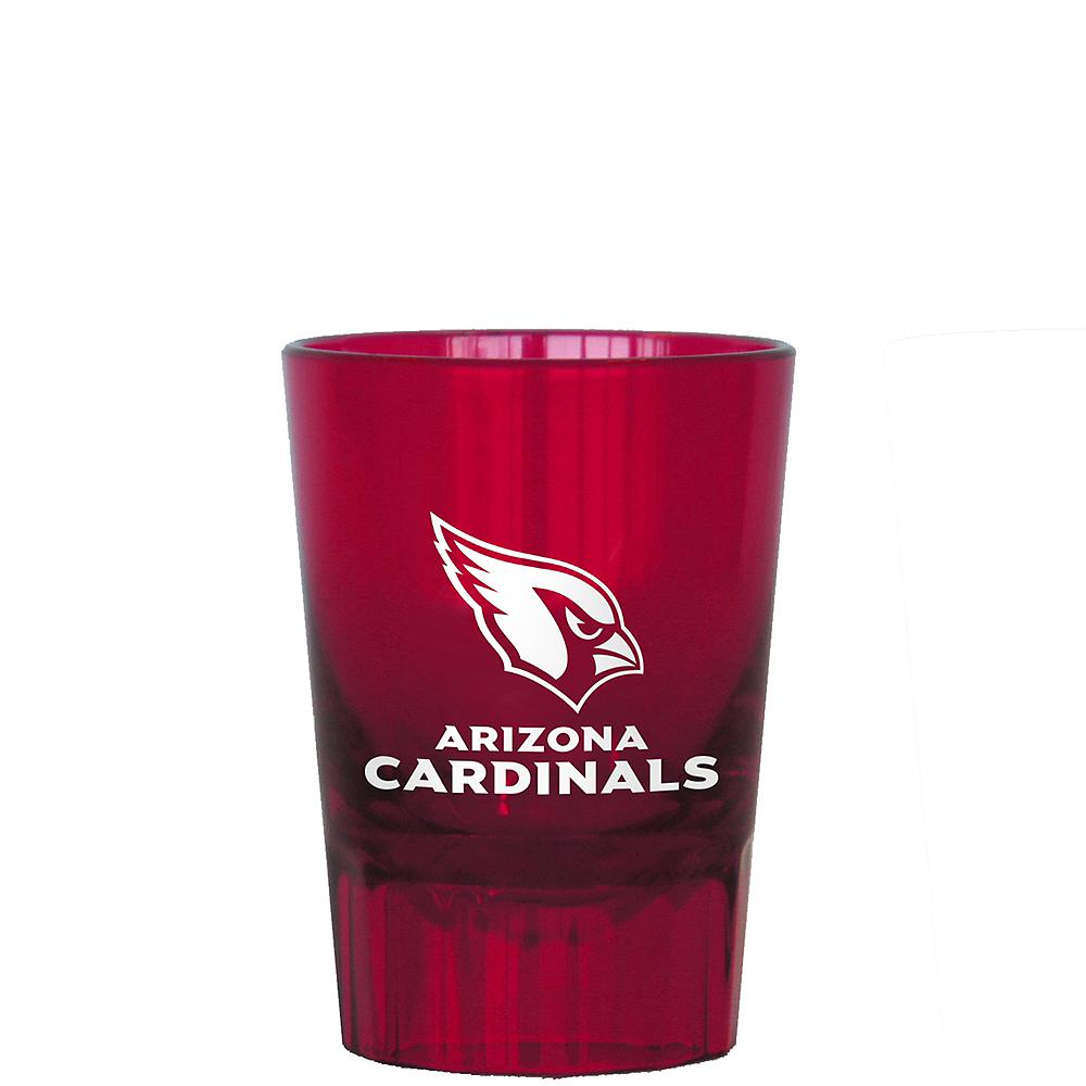 Arizona Cardinals Shot Glass Image #1