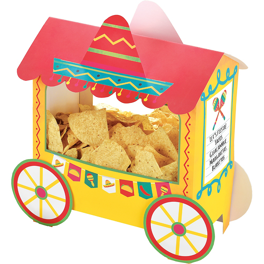 Fiesta Taco Truck Chip Stand Image #1