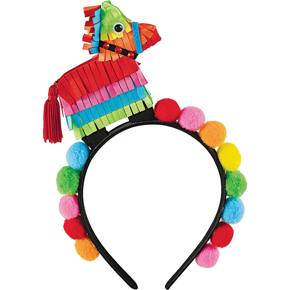 Mini Pinata Headband Image #1