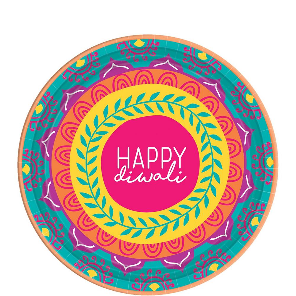 Diwali Tableware Kit for 16 Guests Image #8