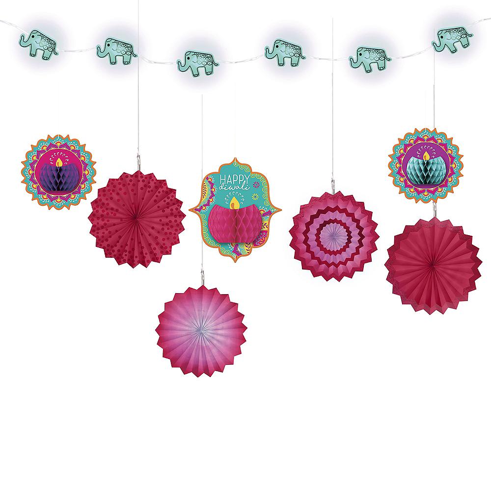 Diwali Decorating Kit 9pc Image #1