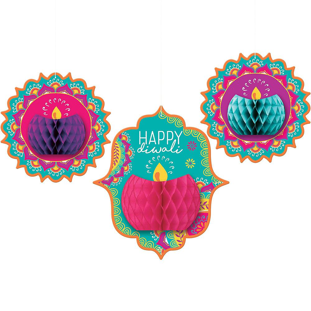 Diwali Decorating Kit 9pc Image #2