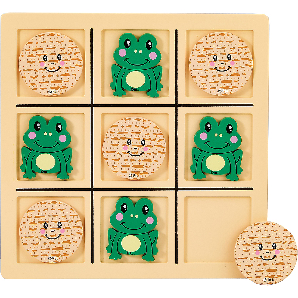 Nav Item for Frog & Matzo Ball Passover Tic-Tac-Toe Image #1