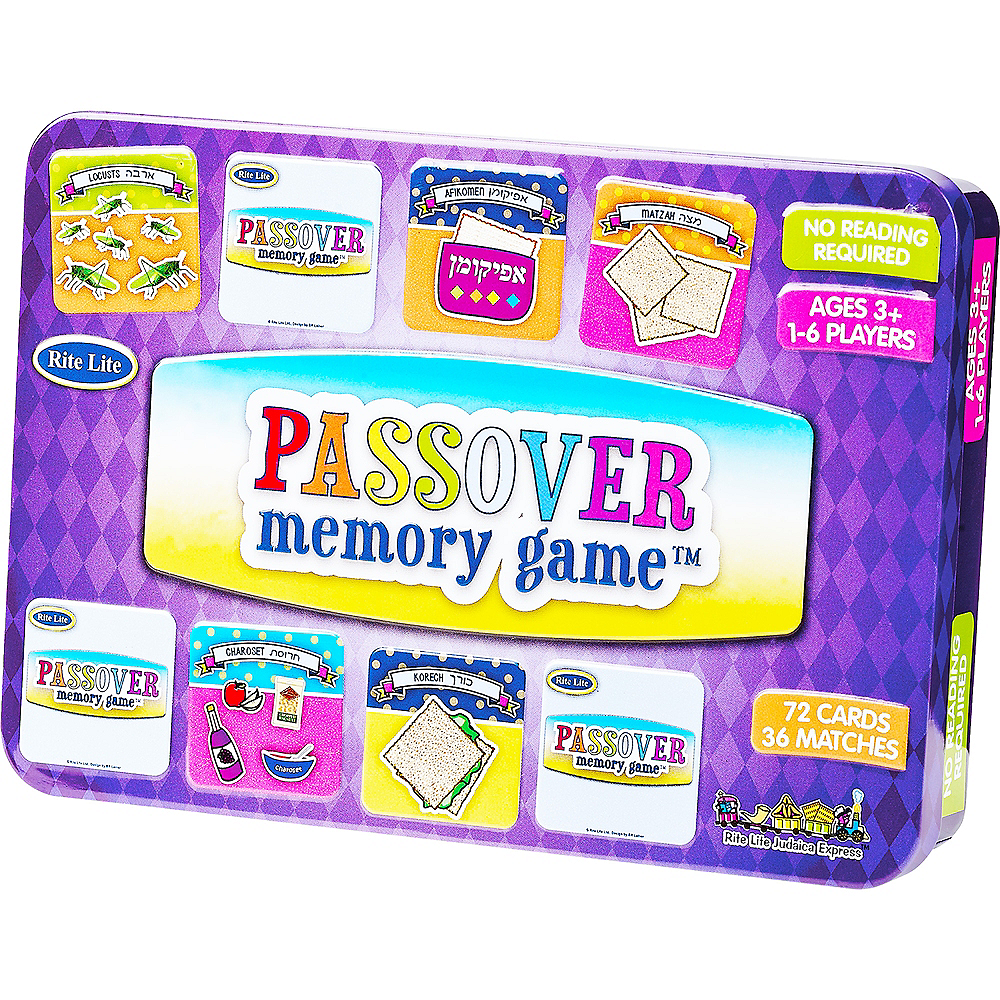 Passover Memory Match Game Image #1