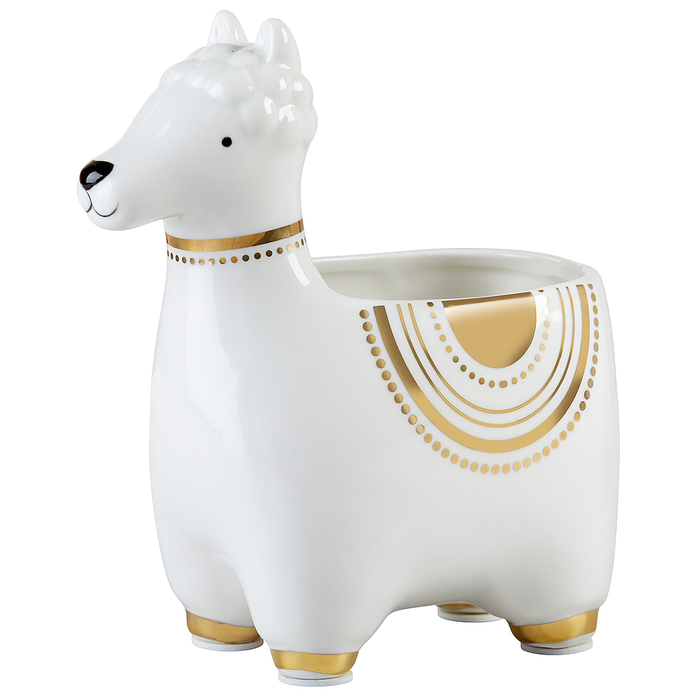 Llama Phone Stand with Sound Amplifier Image #4