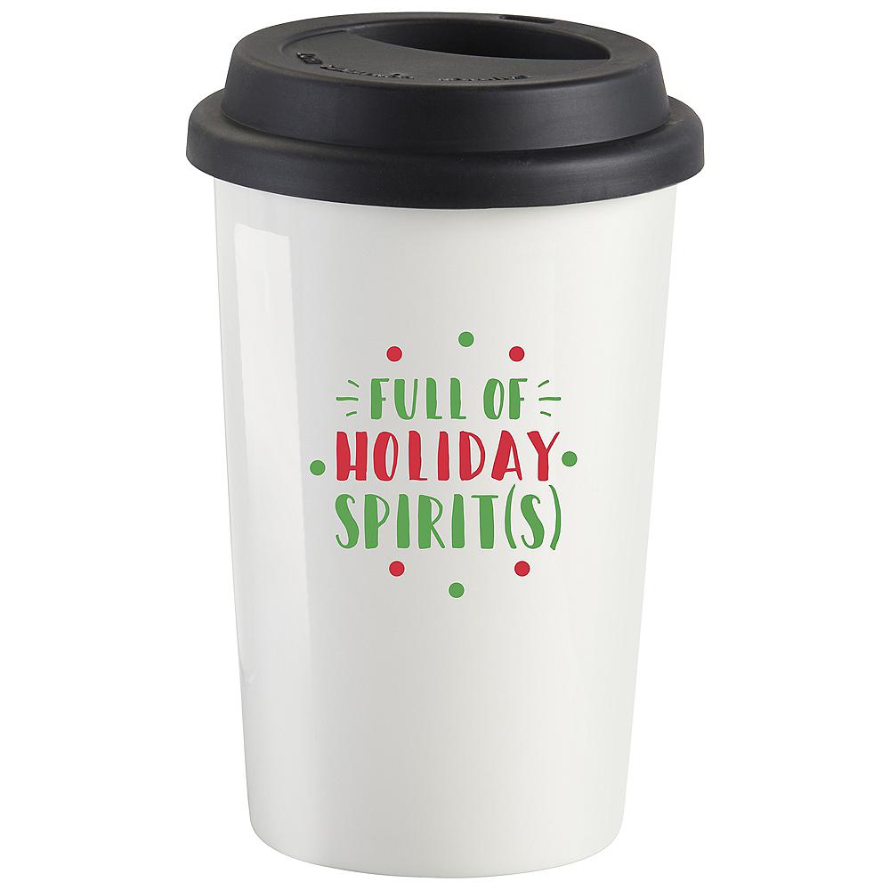Full of Holiday Spirit(s) Travel Mugs 2ct Image #2