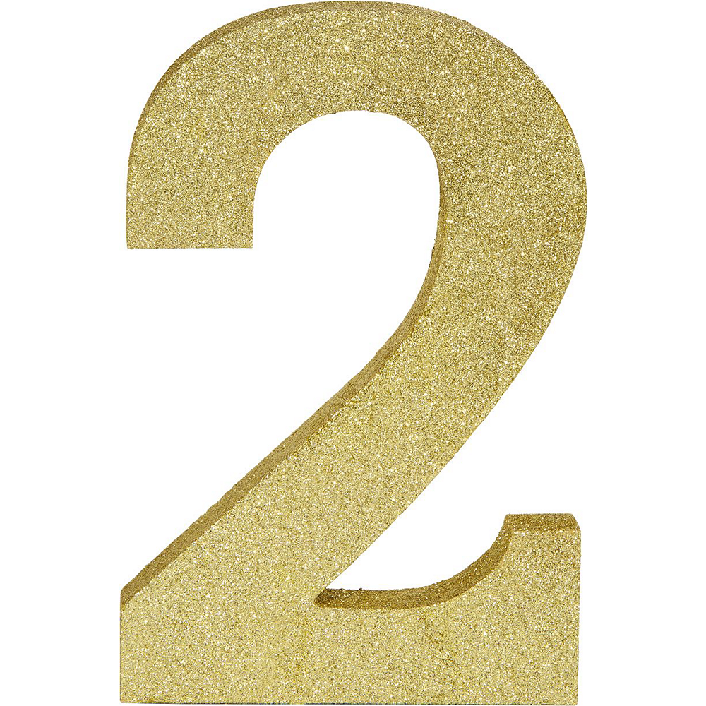 Ginger Ray Metallic Gold 21st Birthday Decorating Kit Image #6