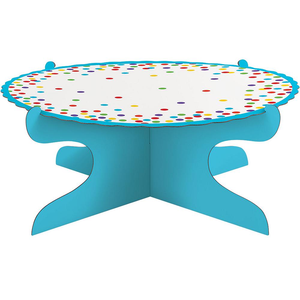 Ginger Ray Metallic Gold & Rainbow Treats Table Decorating Kit Image #8