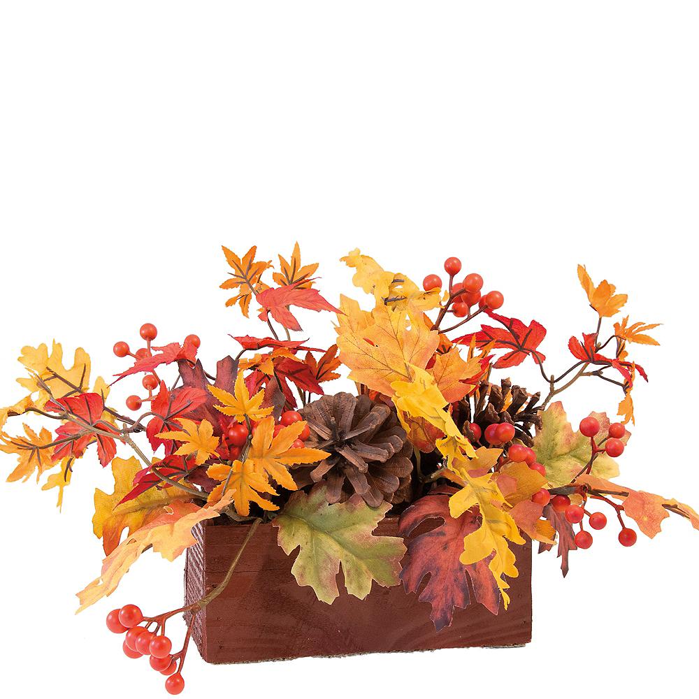 Maple Leaves Centerpiece Image #1