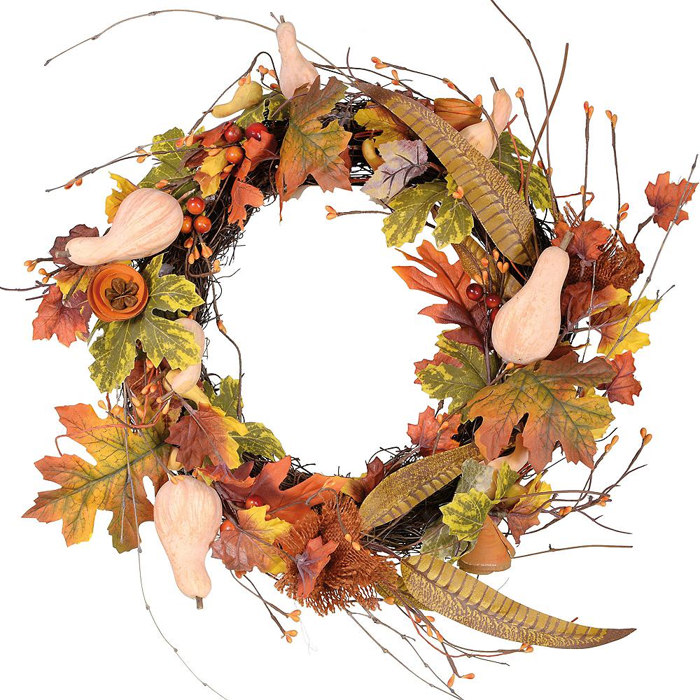 Harvest Wreath Image #1
