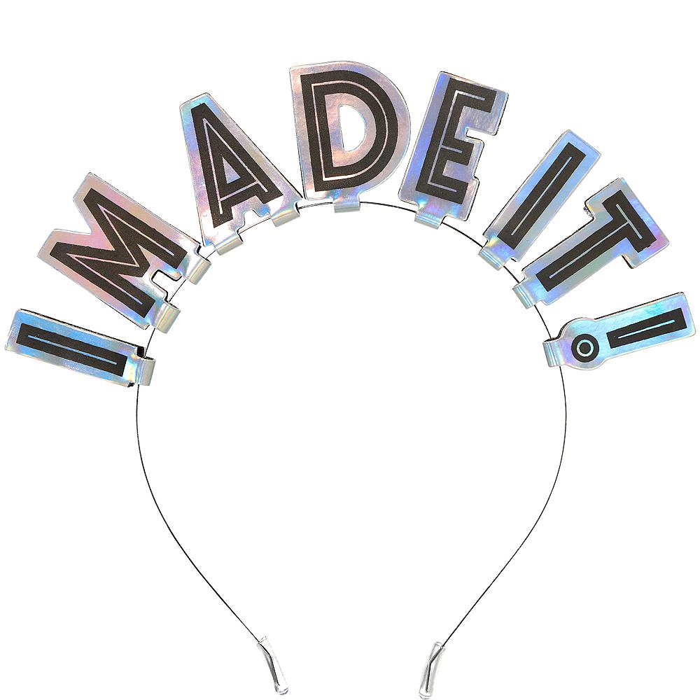 I Made It Headband Image #1