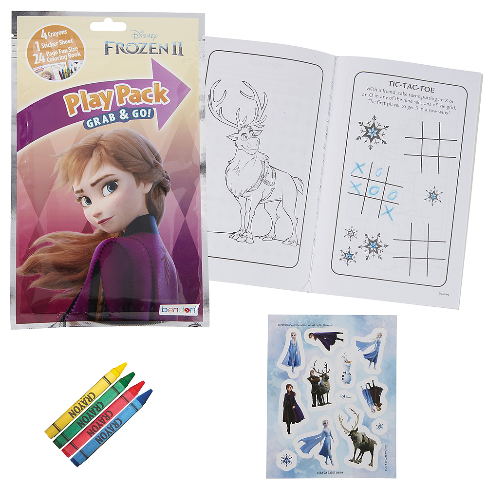 Nav Item for Frozen 2 Activity Kit Image #2