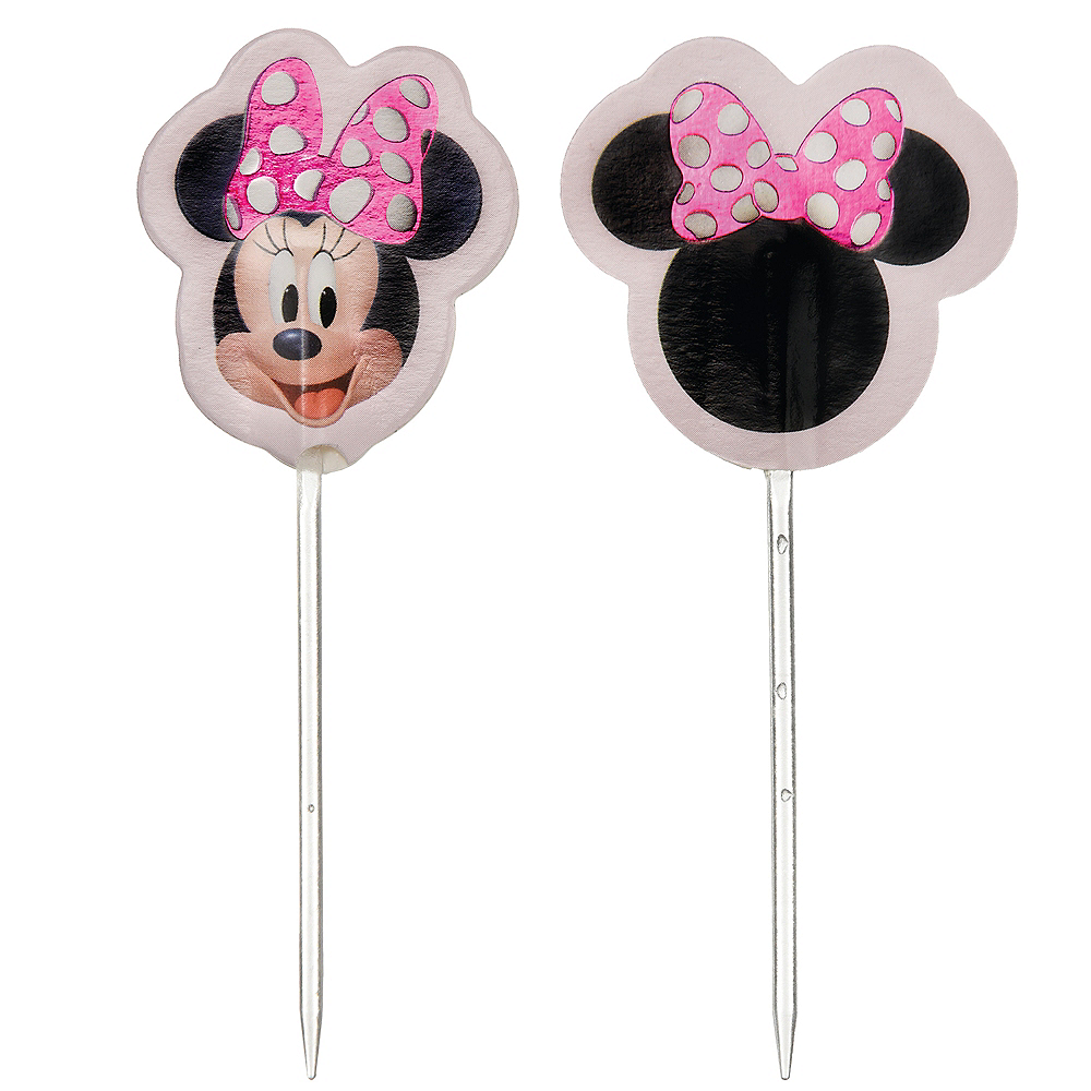 Minnie Mouse Forever Cupcake Decorating Kit for 24 Image #2