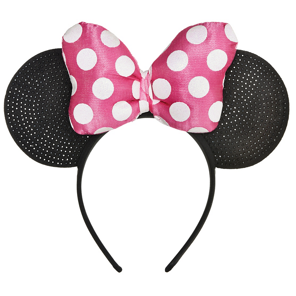 Minnie Mouse Forever Headband Image #1