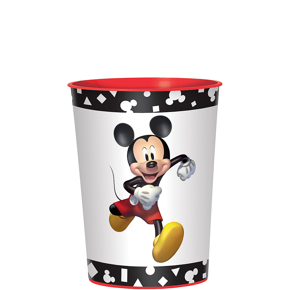 Nav Item for Mickey Mouse Forever Favor Cup Image #1
