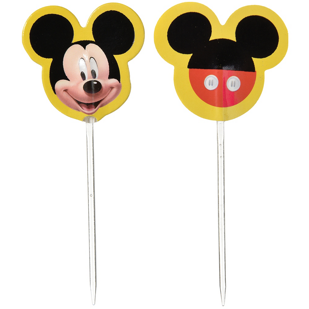 Mickey Mouse Forever Cupcake Decorating Kit for 24 Image #2