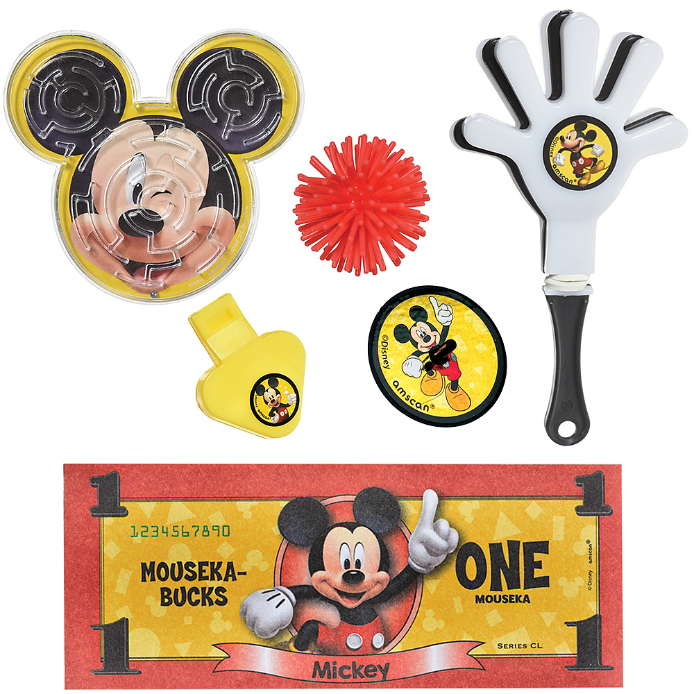 Mickey Mouse Forever Favor Pack 48pc Image #1