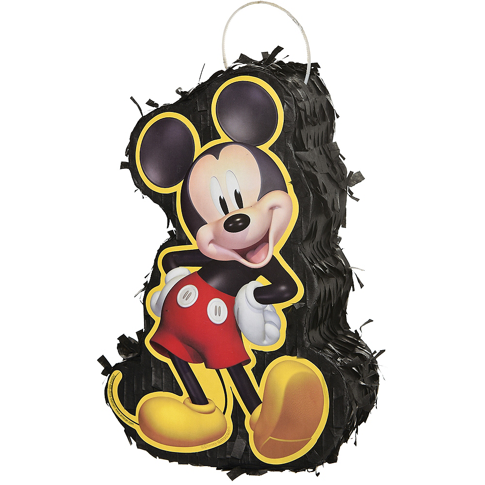 Mini Mickey Mouse Forever Pinata Decoration Image #1