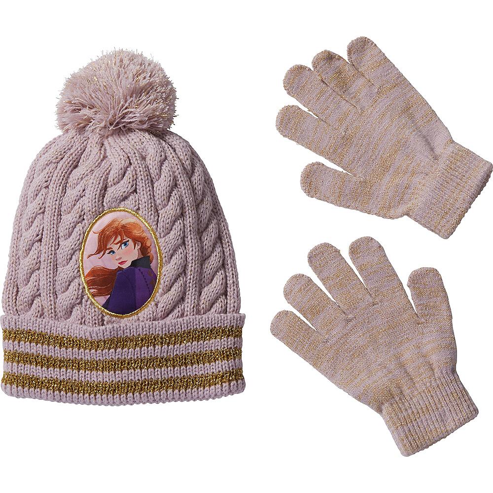 Child Anna Beanie & Gloves - Frozen 2 Image #1