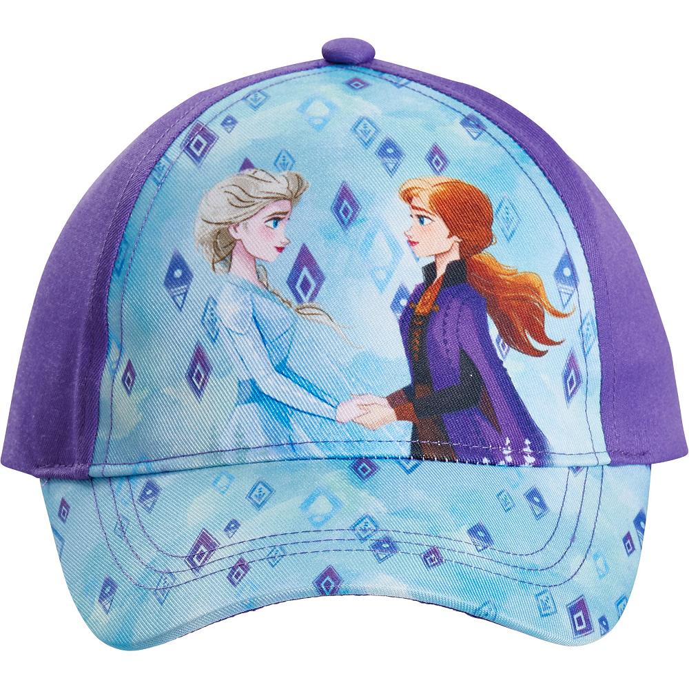 Child Elsa & Anna Baseball Hat - Frozen 2 Image #1