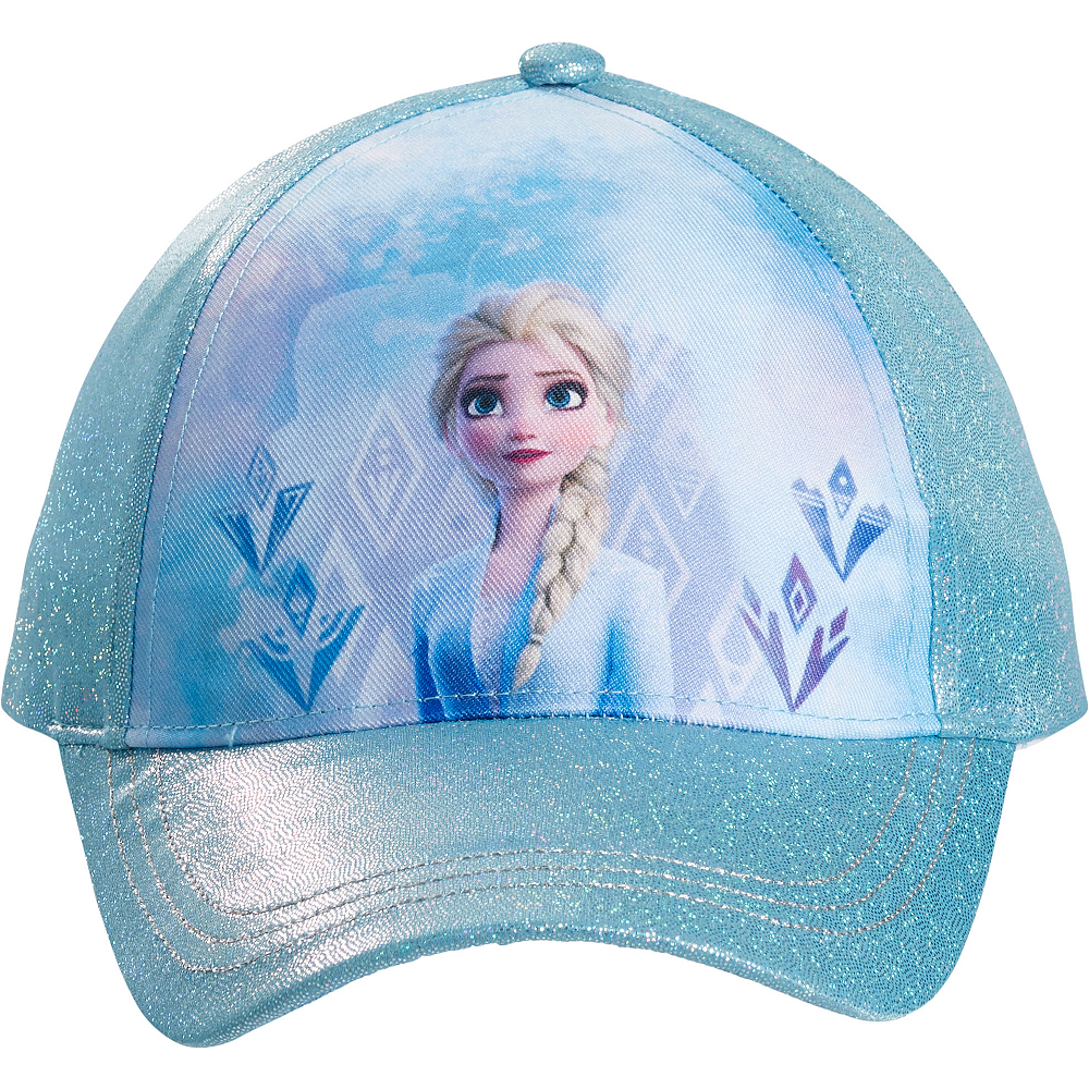 Child Elsa Baseball Hat - Frozen 2 Image #1