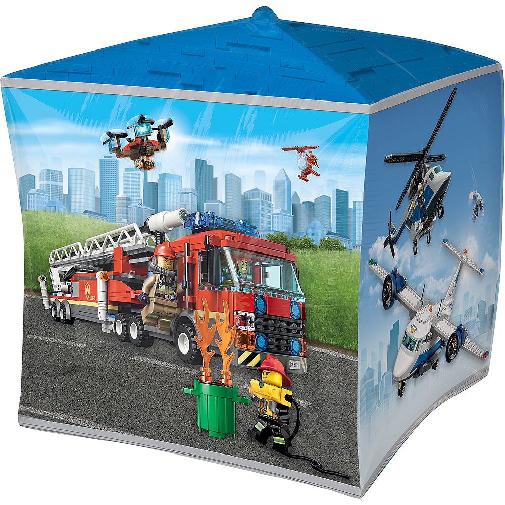 Lego City Balloon - Cubez Image #1