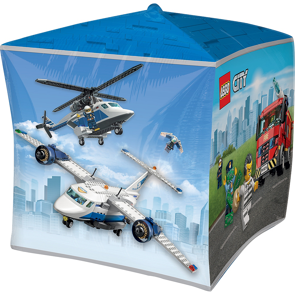 Lego City Balloon - Cubez Image #3