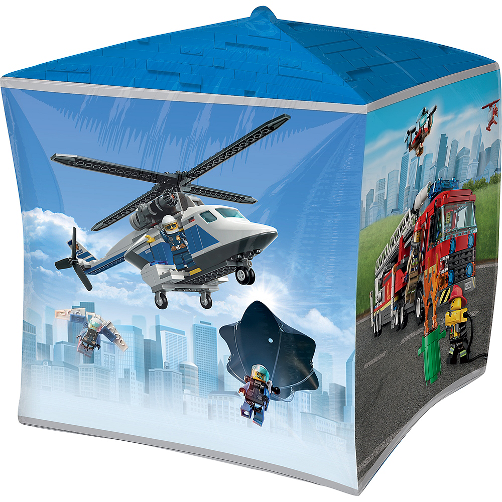 Lego City Balloon - Cubez Image #4