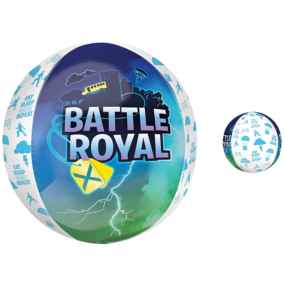 Battle Royale Balloon - Orbz Image #1