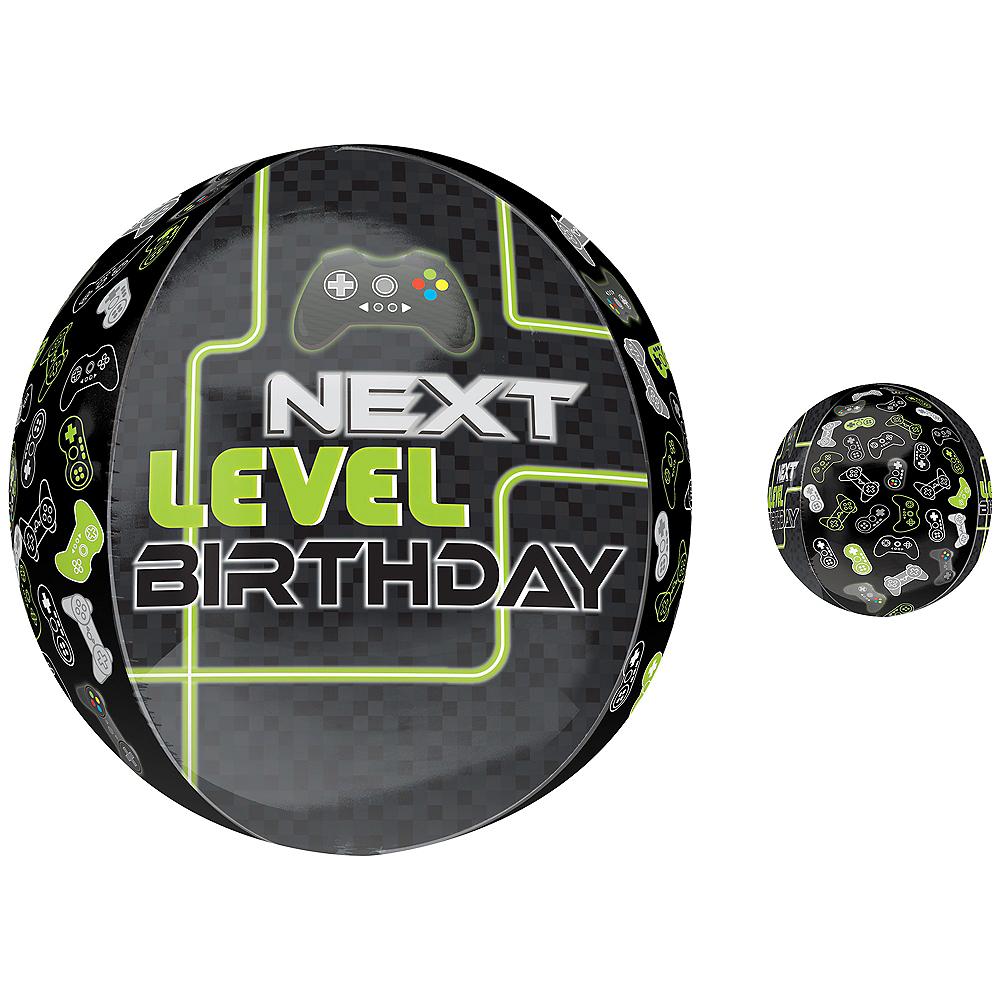 Level Up Balloon - Orbz Image #1