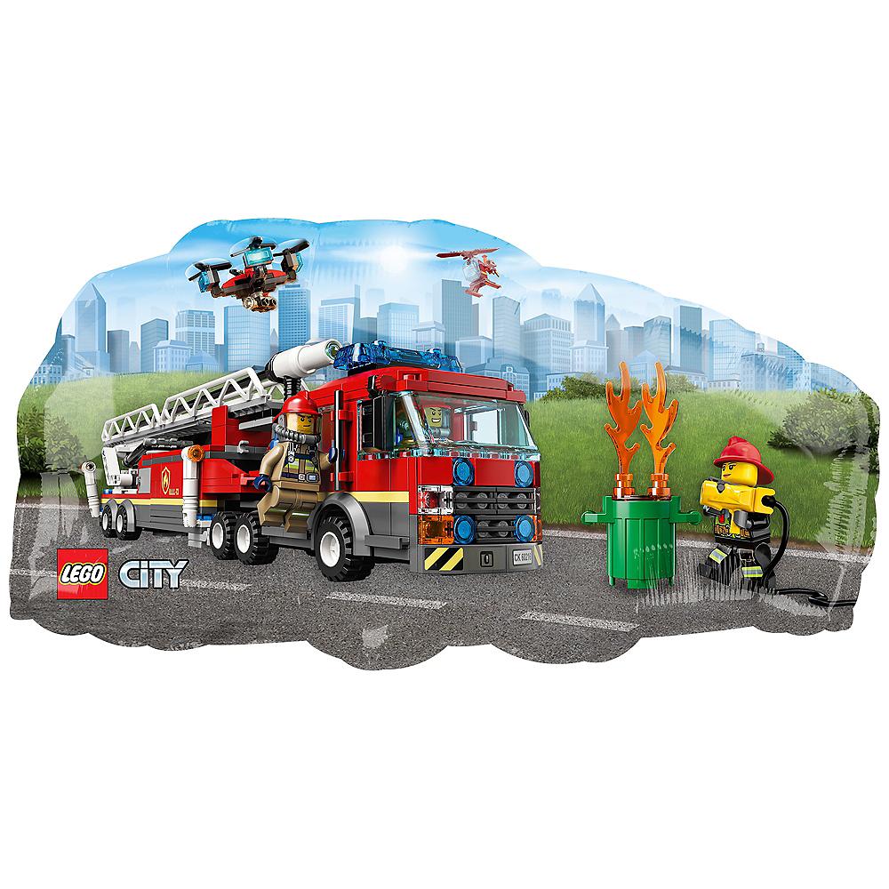 Giant Lego City Balloon Image #1