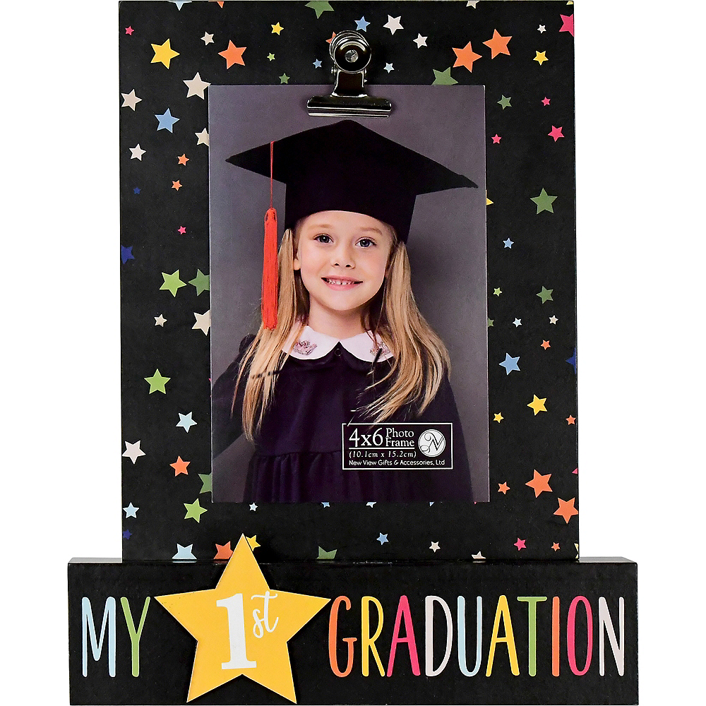 My First Graduation Clipboard Photo Frame Image #1