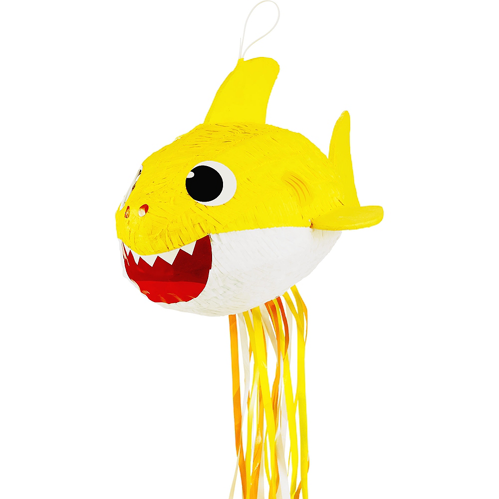 Nav Item for Pull String Baby Shark Pinata Image #1