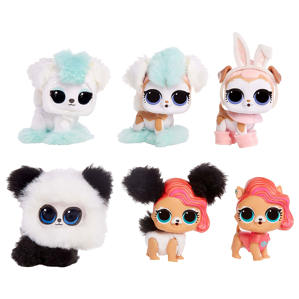 L.O.L. Surprise! Fluffy Pets Winter Disco Series Mystery Pack Image #4