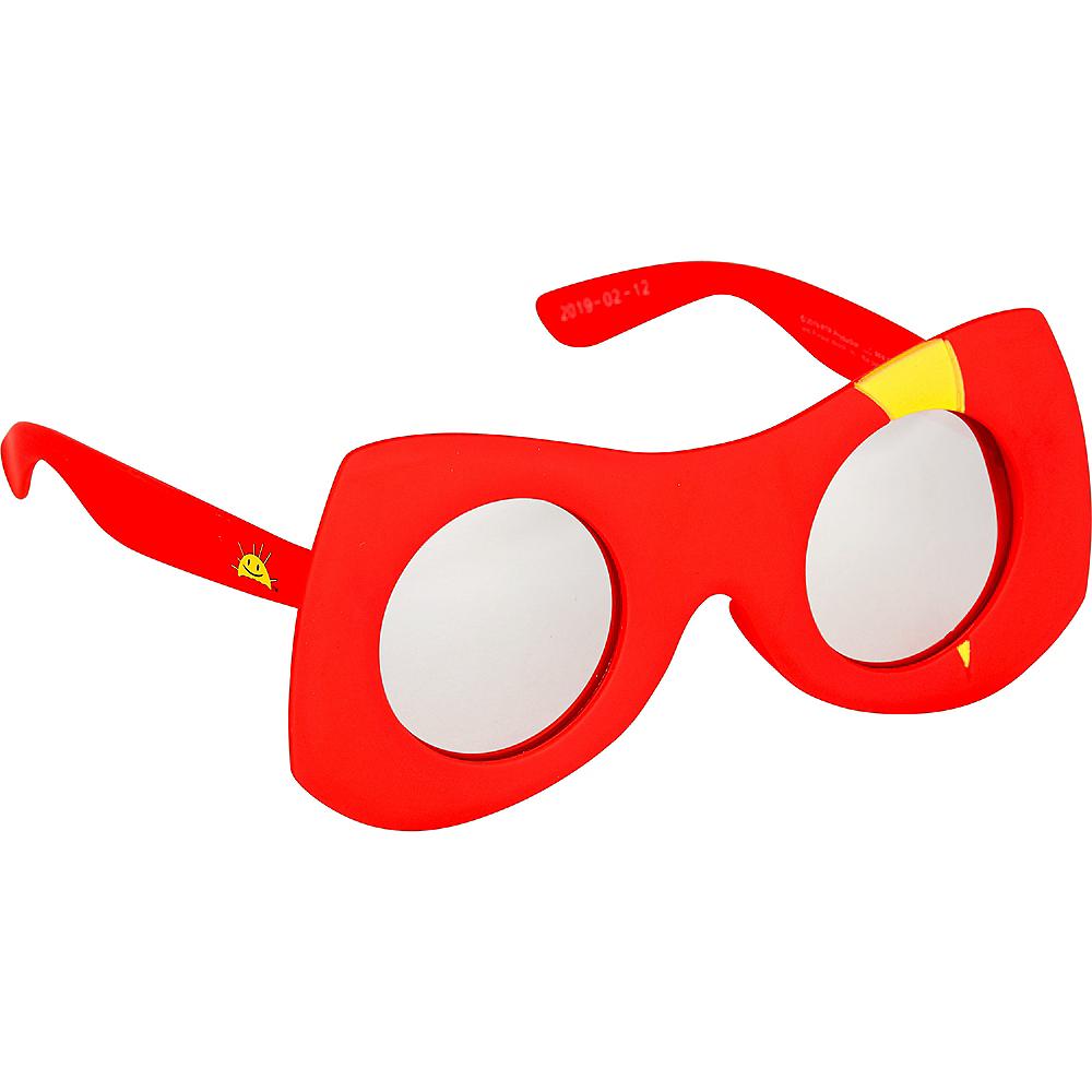 Child Red Titan  Sunglasses - Ryan's World Image #2