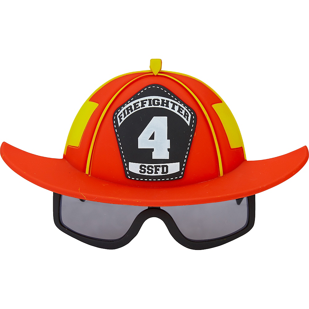 Child Firefighter Sunglasses Image #1