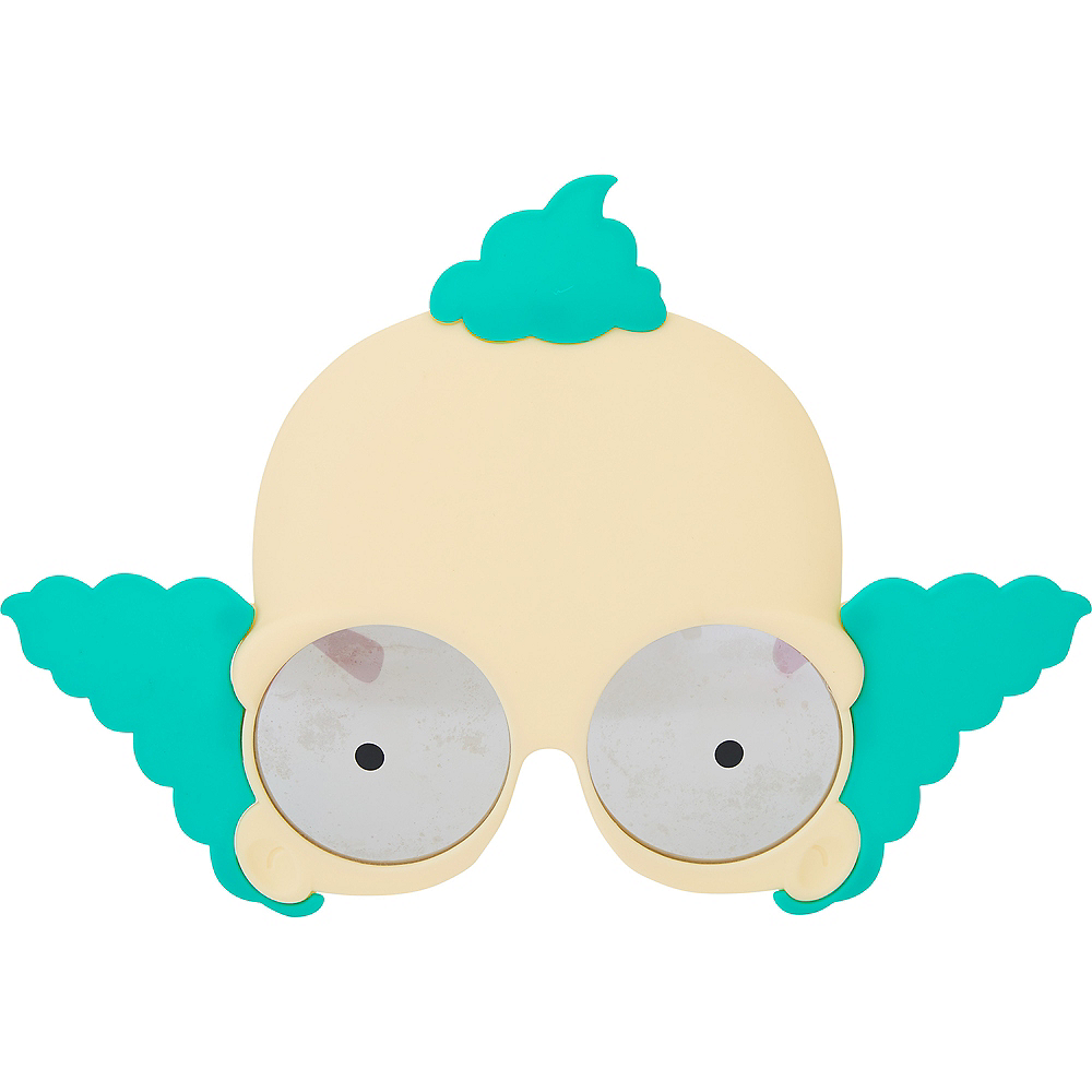 Krusty the Clown Sunglasses - The Simpsons Image #1