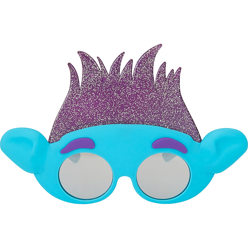 Child Branch Sunglasses - Trolls Image #1