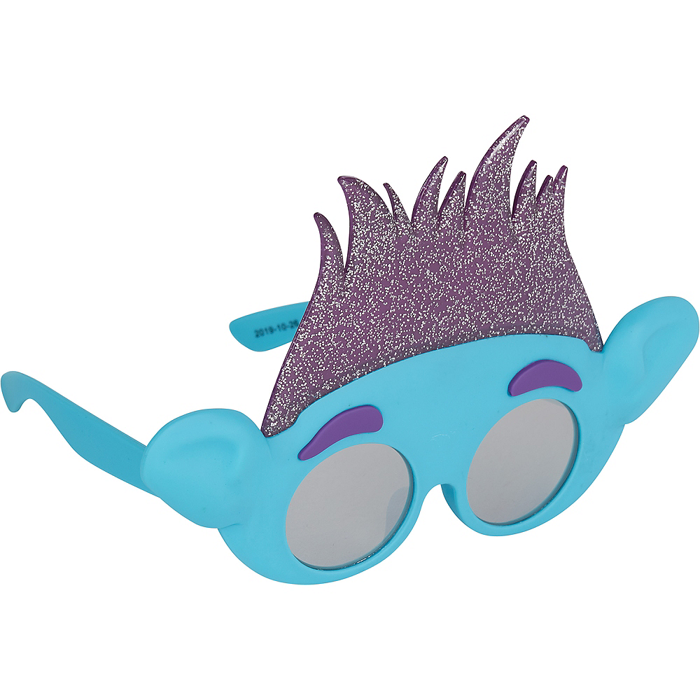 Nav Item for Child Branch Sunglasses - Trolls Image #2