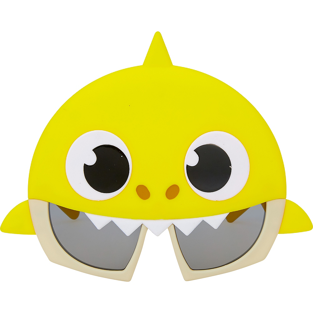 Child Baby Shark Sunglasses Image #1