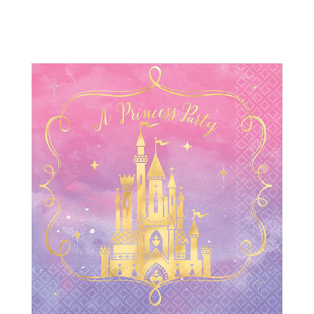 Disney Princess Tableware Kit for 8 Guests Image #5
