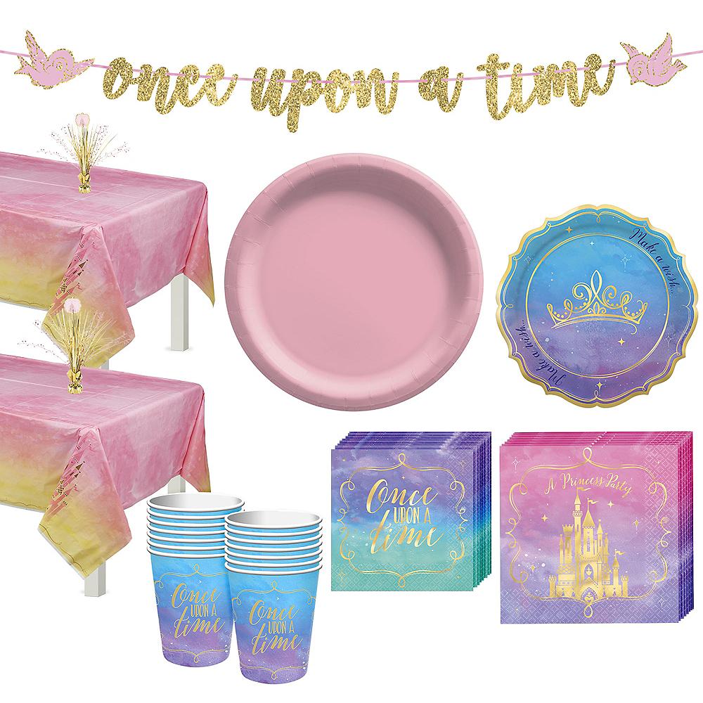 Disney Princess Tableware Kit for 16 Guests Image #1