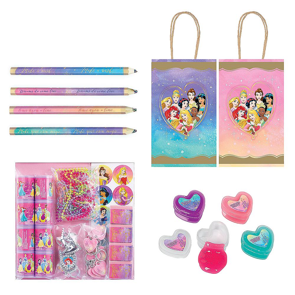 Disney Princess Favor Bag Kit for 8 Guests Image #1