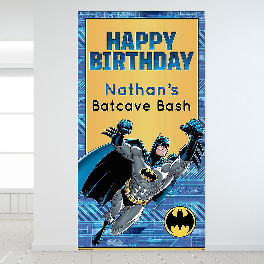 Custom Batman Backdrop Image #1
