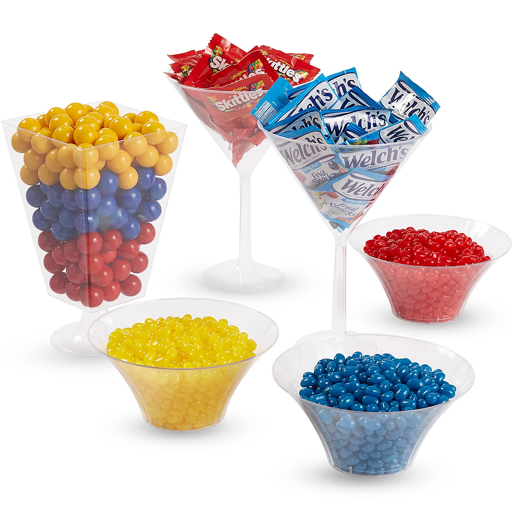 Super Blue, Red & Yellow Candy Kit Image #1