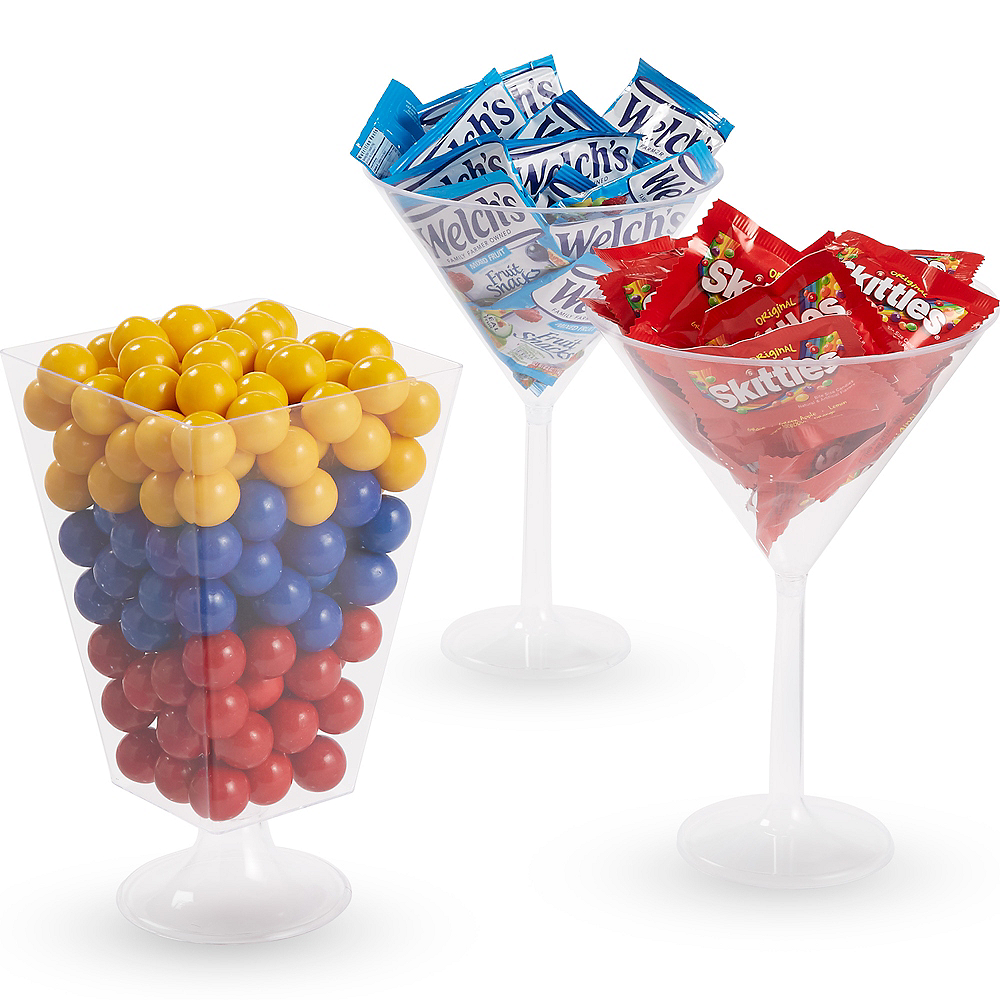Blue, Red & Yellow Candy Kit Image #1