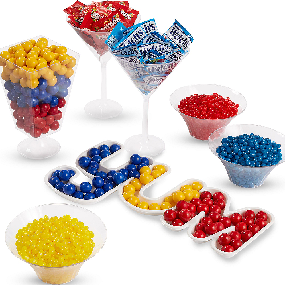 Ultimate Blue, Red & Yellow Candy Kit Image #1